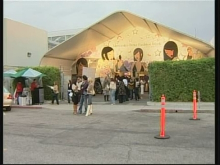 Entertainment LA Fashion Week Closing