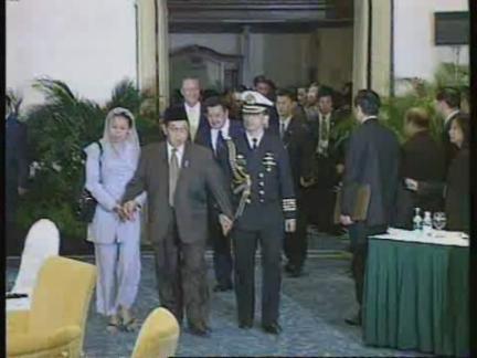 SINGAPORE: LEADERS MEETINGS AT ASEAN