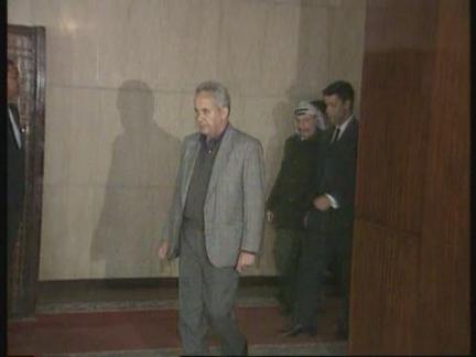 Egypt - PLO Executive Committee Meeting