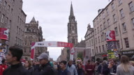 UK Edinburgh Trump