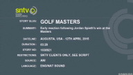 Golf Masters Reaction 4