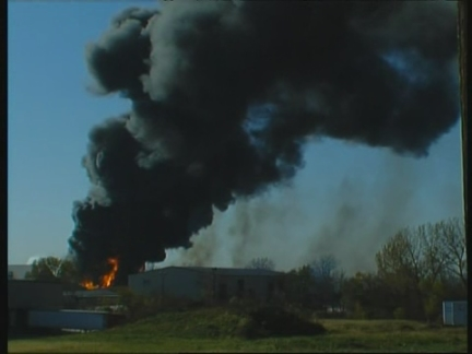 US Plant Fire