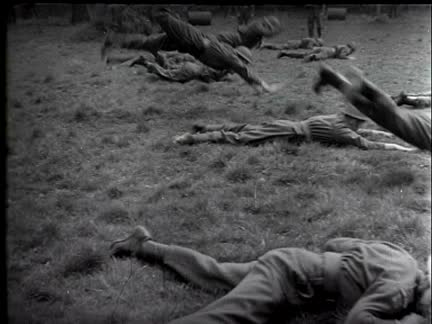 Unarmed Tough Training For Home Guard