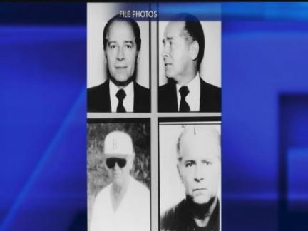 DV Whitey Bulger Arrest