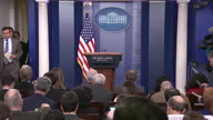 US WH Briefing (Lon NR)