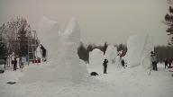 (HZ) China Ice Sculpting
