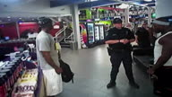 US VA Vick Arrest (NR)