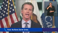 US CA  Police Death Newsom