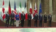 Italy G7 Standup (CR)