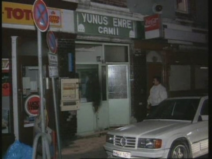 Germany - Turkish Buildings Firebombed