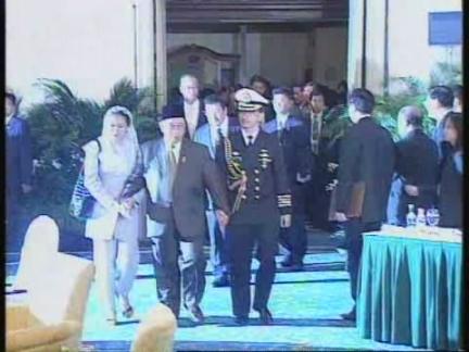 SINGAPORE: SUMMIT MEETINGS AT ASEAN