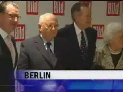 DVS Berlin Wall (Raw)