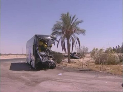 Egypt Bus Crash