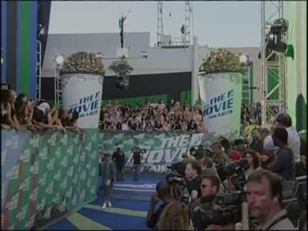 Entertainment LA MTV Movie Awards