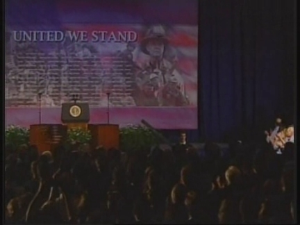 US Bush Address