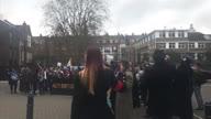UK Jackson Protest