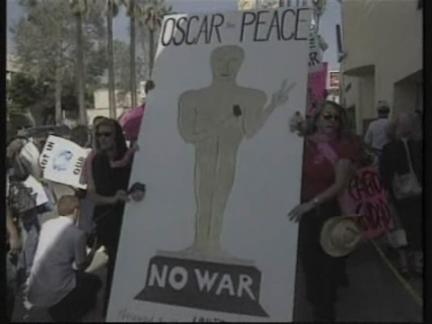 US Oscars Antiwar