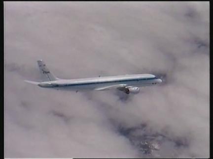Hong Kong: NASA:  flying laboratories to chart air pollution