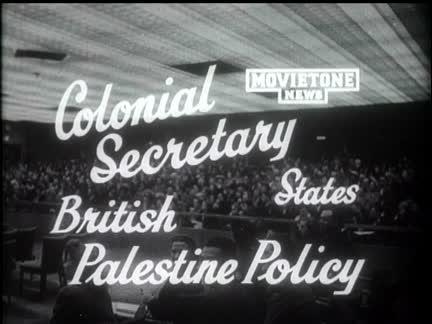 UNITED NATIONS ON PALESTINE