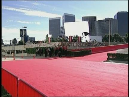 Entertainment LOS Golden Globe arrivals