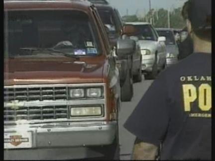 USA: OKLAHOMA: TORNADO AFTERMATH LATEST (2)