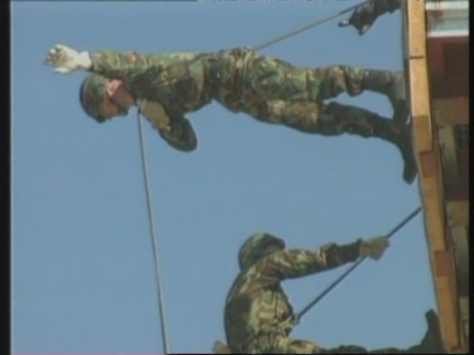 SOUTH KOREA: CAMP CASEY: US MILITARY HOLD EXERCISES AS TENSIONS RISE