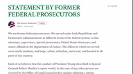 US Trump Mueller Prosecutors