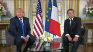 France Trump China Iran