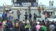 UK Extinction Rebellion Protest