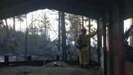 US Idyllwild Fires