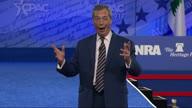 US CPAC Farage 2 (Lon NR)
