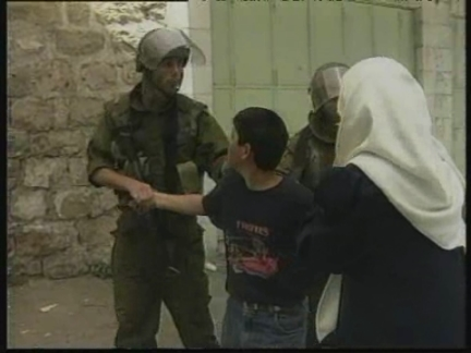 WEST BANK: FURTHER CLASHES OVER US GOVERNMENT ACTION