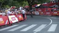 Cycling La Vuelta 1 Reaction