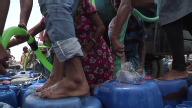(HZ) India Water Crisis