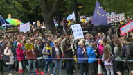 UK Brexit Protest 2
