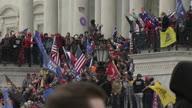 US DC Capitol Protest
