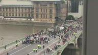 UK XR Bridge Block London 3