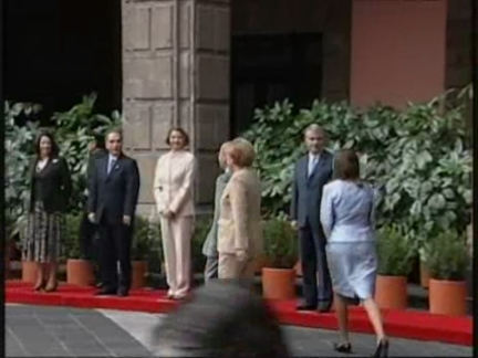Mexico Merkel