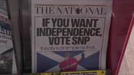 UK Election Glasgow