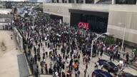 US GA Police Death Protest