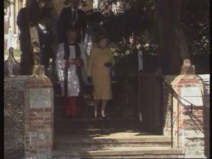 UK - Queen Elizabeth II Turns 70