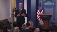 US WH Briefing