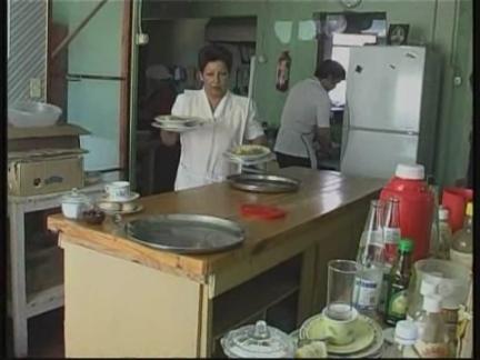 (TT) Chile Solar Kitchen