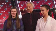Tom Jones Interview at The Voice