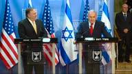 ISR US Pompeo Netanyahu Briefing (CR)
