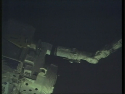 USA: SPACE SHUTTLE DISCOVERY'S CREW COMPLETE FINAL TASK