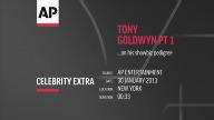 Entertainment US Tony Goldwyn pt. 1