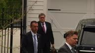 US White House Mueller Debrief