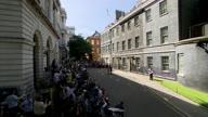 UK Johnson Downing Street
