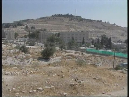 ISRAEL: REACTION TO DECISION TO BUILD FURTHER JEWISH SETTLEMENTS